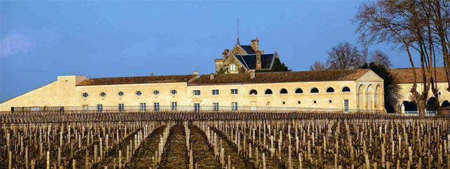 vertical tasting of Château Mouton Rothschild
