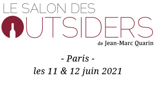 Les Salon des Outsiders à Paris