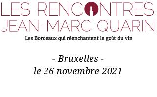 Les Rencontres Quarin à Bruxelles