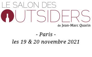 Les Salon des Outsiders à Paris