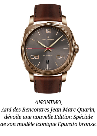 EPURATO Les Rencontres Jean-Marc Quarin